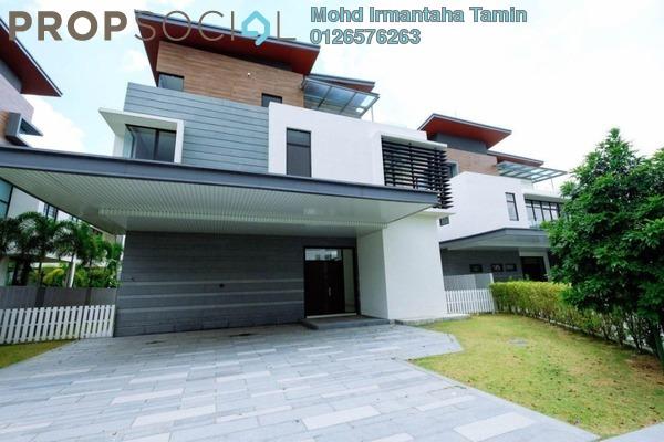 For Sale Bungalow at Long Branch Residences @ HomeTree, Kota Kemuning Freehold Unfurnished 6R/8B 2.6m