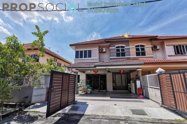For Sale Semi-Detached at Taman Sri Putra Mas, Sungai Buloh Freehold Semi Furnished 5R/3B 830k