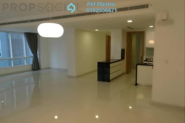For Rent Condominium at Verticas Residensi, Bukit Ceylon Freehold Semi Furnished 3R/3B 8k