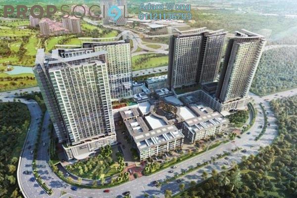 For Sale Condominium at Taman Bukit Idaman, Selayang Freehold Fully Furnished 3R/2B 630k
