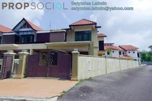 For Sale Terrace at Taman Perling, Iskandar Puteri (Nusajaya) Freehold Semi Furnished 6R/5B 950k