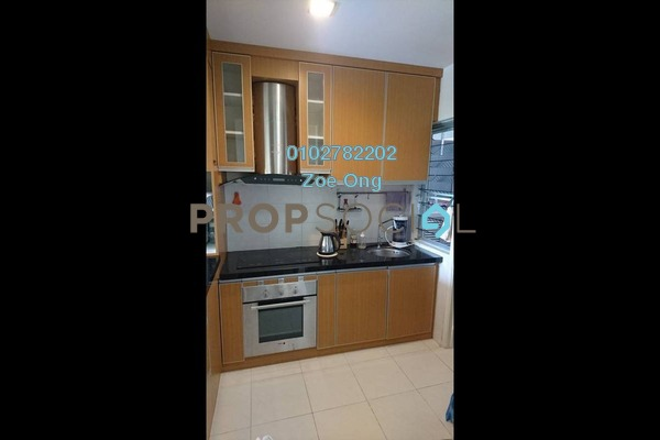 For Rent Condominium at Casa Indah 2, Tropicana Freehold Fully Furnished 2R/3B 2.4k