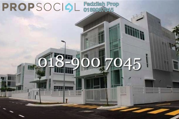 For Rent Factory at Kepong Business Park, Segambut Freehold Unfurnished 0R/0B 18k