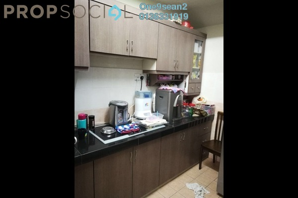 For Sale Terrace at Setia Impian, Setia Alam Freehold Semi Furnished 4R/3B 498k