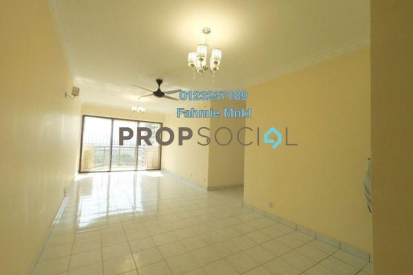For Sale Condominium at Villa Angsana, Jalan Ipoh Freehold Semi Furnished 3R/2B 480k