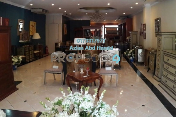 For Rent Shop at Taman Melawati, Kuala Lumpur Freehold Semi Furnished 0R/2B 7k