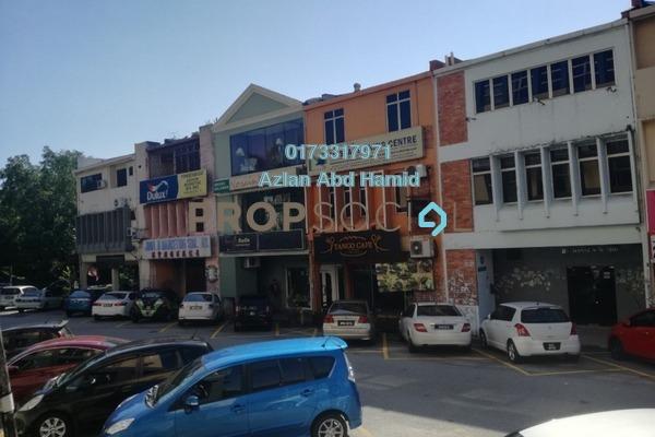 For Rent Shop at Taman Melawati, Kuala Lumpur Freehold Semi Furnished 0R/2B 3k
