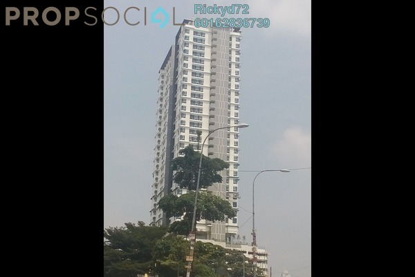 For Rent Condominium at Court 28 @ KL City, Sentul Freehold Fully Furnished 2R/2B 2.5k