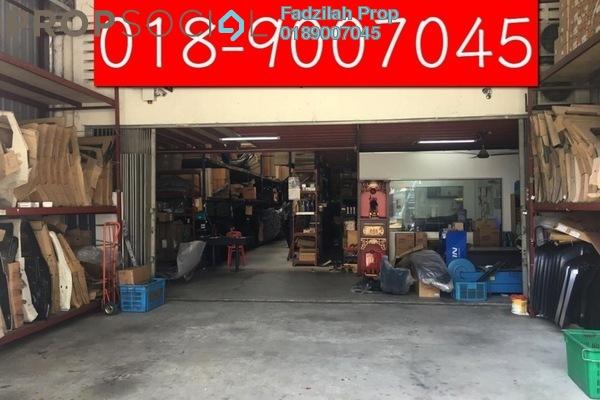 For Rent Factory at Taman Wahyu, Jalan Ipoh Freehold Unfurnished 0R/0B 6k