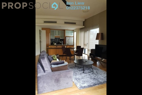 For Sale Condominium at St Mary Residences, KLCC Freehold Fully Furnished 1R/2B 1.55m