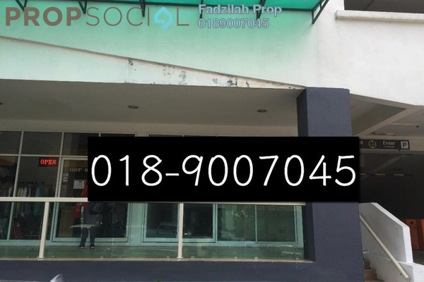 For Rent Shop at Vue Residences, Titiwangsa Freehold Unfurnished 0R/0B 1.8k