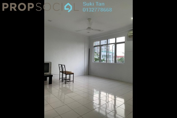 For Sale Duplex at Amandari, Segambut Freehold Semi Furnished 4R/3B 628k