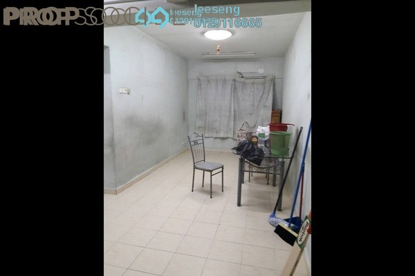 For Sale Apartment at Taman Permai Indah Apartment, Port Klang Freehold Unfurnished 2R/2B 78k
