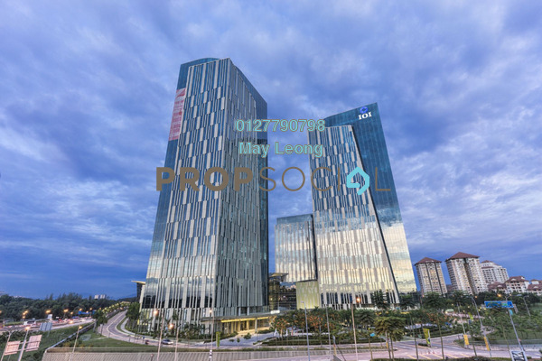 For Rent Office at IOI City Tower, IOI Resort City Freehold Unfurnished 0R/0B 54.4k