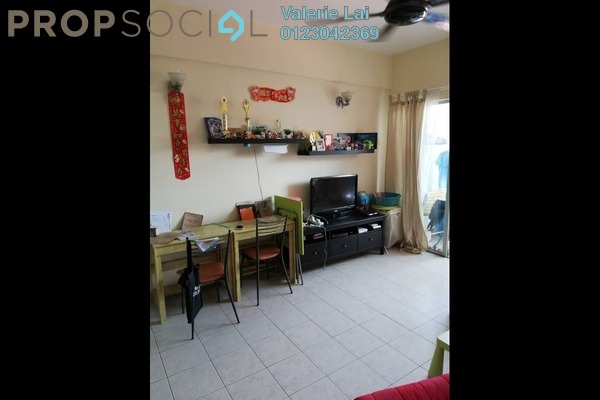For Sale Serviced Residence at D'Aman Ria, Ara Damansara Freehold Fully Furnished 3R/2B 535k