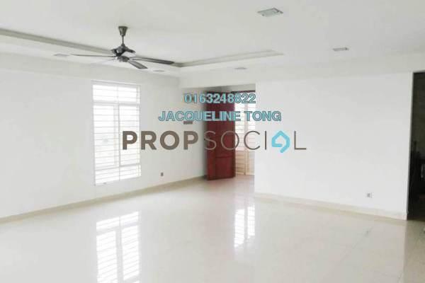 For Rent Apartment at Bukit Segambut, Segambut Freehold Unfurnished 3R/2B 1.25k