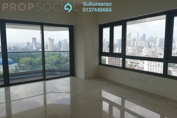 For Sale Condominium at The Sentral Residences, KL Sentral Leasehold Semi Furnished 3R/4B 2.35m