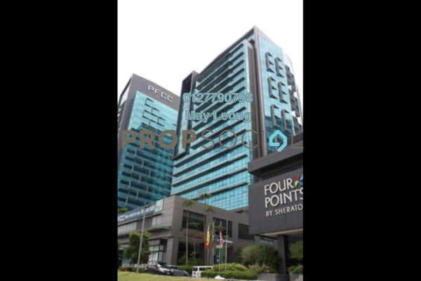 For Rent Office at PFCC, Bandar Puteri Puchong Freehold Unfurnished 0R/0B 17.3k