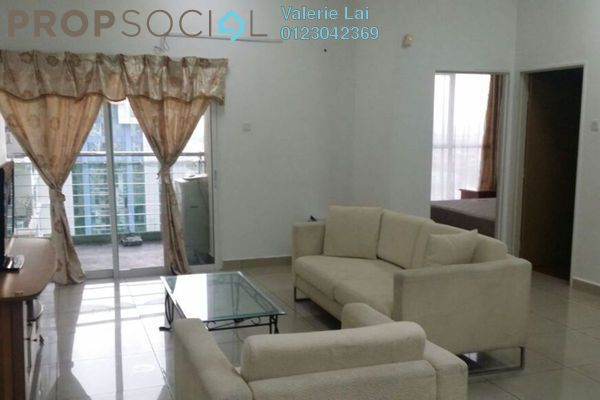 For Rent Serviced Residence at Impian Meridian, UEP Subang Jaya Freehold Fully Furnished 3R/2B 2.2k