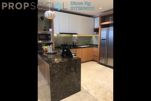 For Sale Condominium at Anggun Residences, Dang Wangi Freehold Semi Furnished 2R/2B 1.13m
