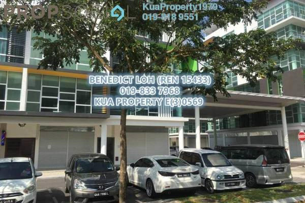For Rent Shop at Gala City, Kuching Freehold Unfurnished 0R/0B 3.8k