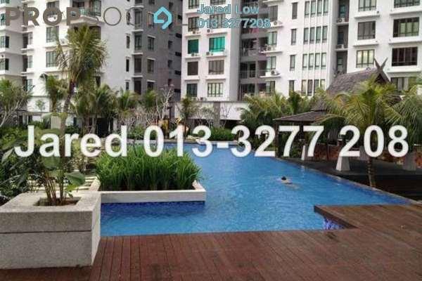 For Sale Condominium at Atmosfera, Bandar Puchong Jaya Freehold Unfurnished 3R/3B 618k