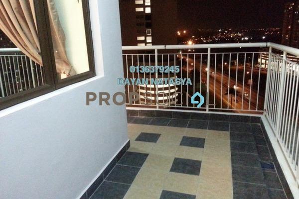 For Sale Condominium at Indah Alam, Shah Alam Freehold Semi Furnished 4R/2B 450k