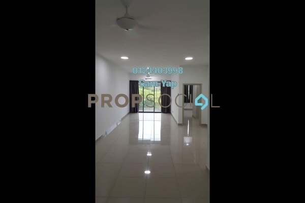 For Rent Condominium at Sutera Pines, Bandar Sungai Long Freehold Semi Furnished 3R/2B 1k