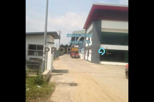 For Rent Factory at Bukit Kemuning Industrial Park, Kota Kemuning Freehold Semi Furnished 0R/0B 92k