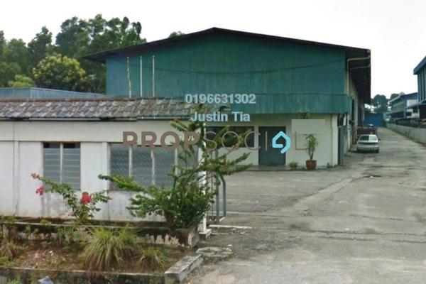 For Rent Factory at Jalan Kapar, Klang Freehold Semi Furnished 0R/0B 38k