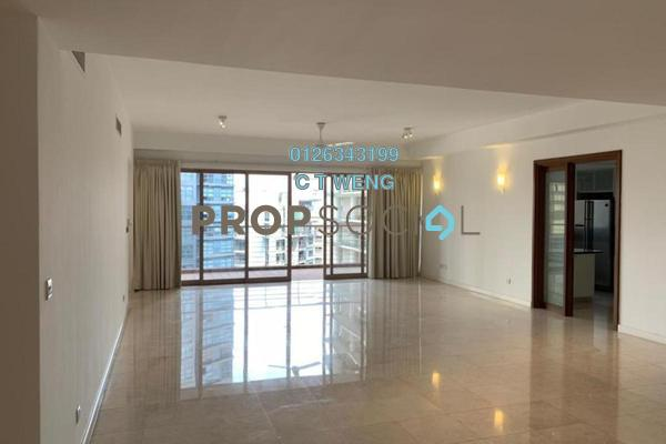 For Rent Condominium at Hampshire Park, KLCC Freehold Semi Furnished 3R/5B 8k