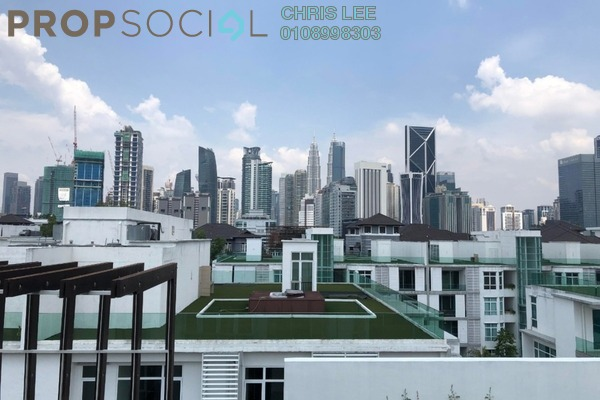 For Sale Condominium at Nobleton Crest, Ampang Hilir Freehold Semi Furnished 4R/4B 3.2m