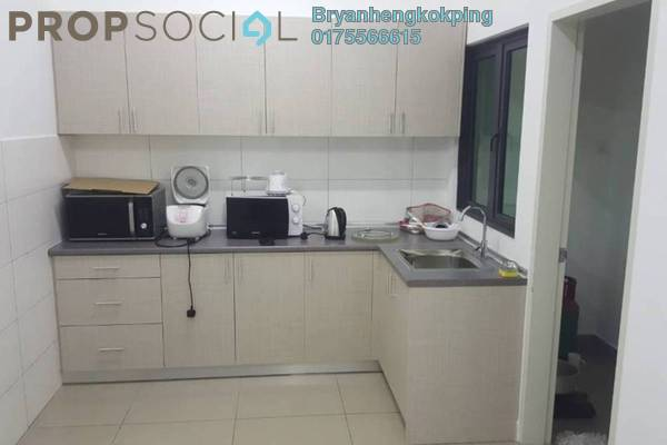 For Rent Condominium at Parkhill Residence, Bukit Jalil Freehold Semi Furnished 3R/2B 1.6k