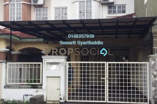 For Sale Terrace at Bandar Putera Klang, Klang Freehold Semi Furnished 4R/3B 390k