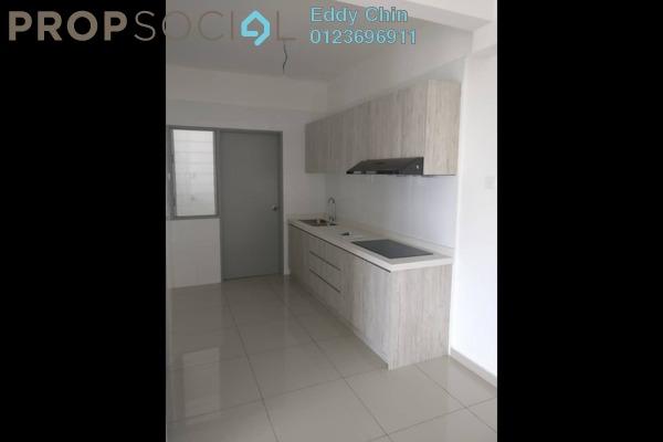 For Rent Condominium at The Edge Residen, Subang Jaya Freehold Semi Furnished 3R/2B 1.5k