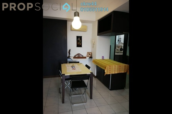 For Sale Condominium at One Ampang Avenue, Ampang Freehold Fully Furnished 3R/3B 545k