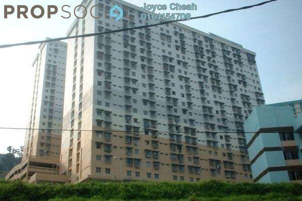 For Sale Apartment at Desa Ixora Apartment, Farlim Freehold Unfurnished 2R/1B 160k