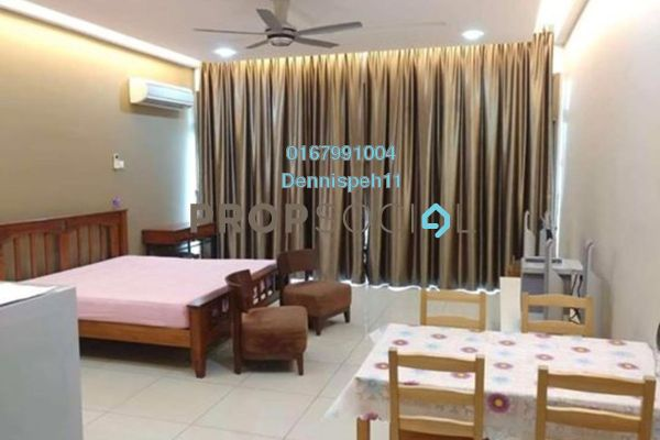For Sale Serviced Residence at Palazio, Tebrau Freehold Fully Furnished 1R/1B 245k