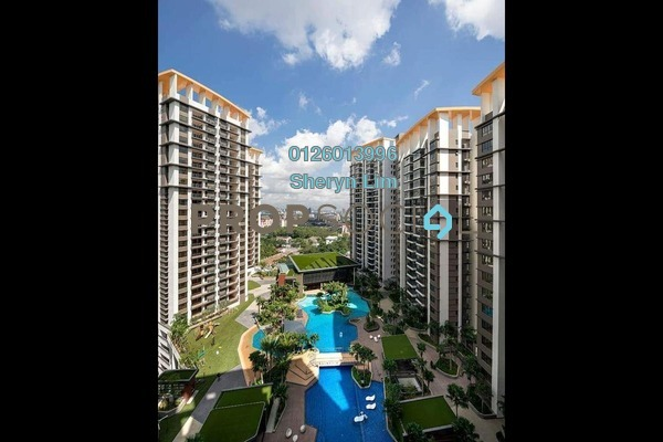 For Sale Condominium at Irama Wangsa, Wangsa Maju Freehold Unfurnished 3R/2B 635k