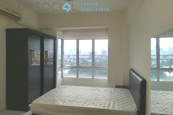 For Rent Condominium at Ampang Boulevard, Ampang Freehold Fully Furnished 3R/2B 2k