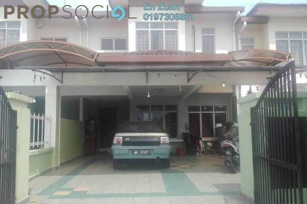 For Sale Terrace at Bandar Sri Putra, Bandar Seri Putra Freehold Semi Furnished 4R/3B 490k