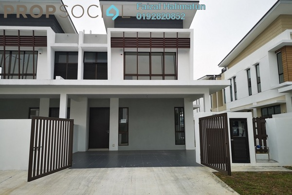 For Sale Terrace at Setia EcoHill 2, Semenyih Freehold Unfurnished 4R/4B 650k
