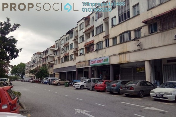 For Rent Shop at BP1, Bandar Bukit Puchong Freehold Unfurnished 0R/0B 3k