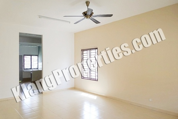 For Sale Terrace at Bandar Puteri Klang, Klang Freehold Unfurnished 4R/3B 570k