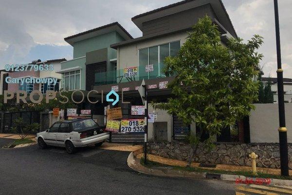 For Sale Semi-Detached at Suasana, Bandar Tun Hussein Onn Freehold Semi Furnished 4R/3B 1.49m