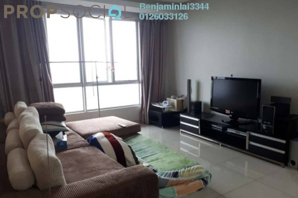 For Sale Condominium at Menjalara 18 Residences, Bandar Menjalara Freehold Semi Furnished 3R/3B 680k