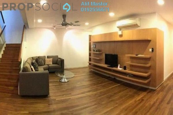 For Rent Serviced Residence at Binjai Residency, KLCC Freehold Unfurnished 7R/7B 20k