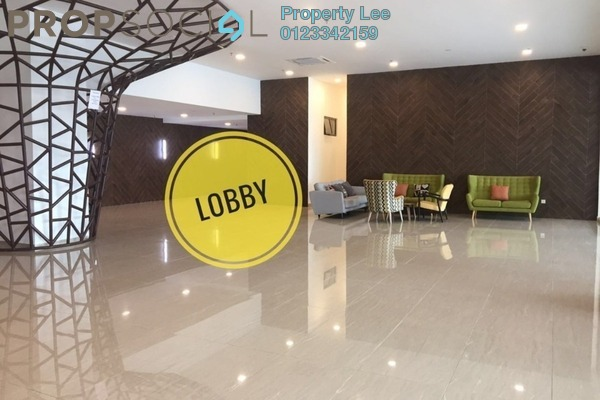 For Rent Condominium at The Nest, Setapak Freehold Unfurnished 2R/2B 1.3k