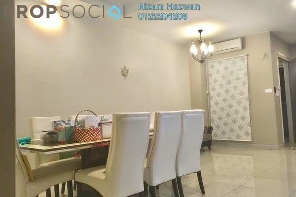 For Sale Terrace at Nukilan, Alam Impian Freehold Semi Furnished 5R/5B 895k