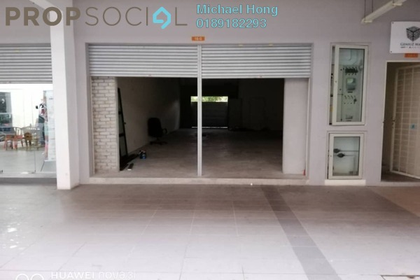 For Rent Shop at Suria Jelutong, Bukit Jelutong Freehold Unfurnished 0R/2B 3k